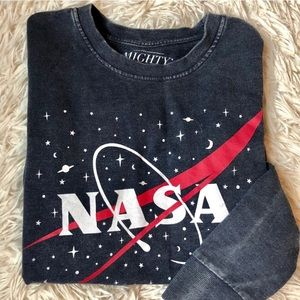 Mighty Fine Tops - ✨2for$15✨ // Mighty Fine NASA Pullover